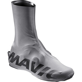 Mavic Cosmic Pro H2O Vision Shoe Cover reflective silver/black